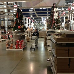 Photo taken at IKEA by Paul S. on 10/14/2012