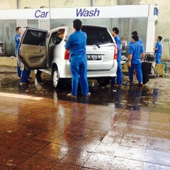 Photo taken at Carissa Car Wash by Oka W. on 10/10/2013