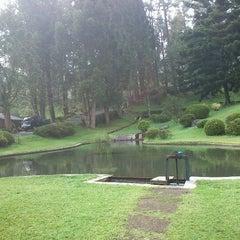 Photo taken at Kebun Raya Taman Wisata Cibodas by Prasetya J. on 11/4/2012