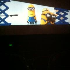Photo taken at CineMundo by Anita Maria G. on 7/31/2013