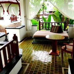 Photo taken at Nakamanda Resort And Spa Krabi by Krissy on 8/29/2013