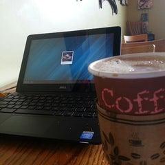 Photo taken at Coffee Phix Café by Dani H. on 7/10/2014