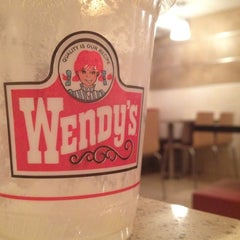 Photo taken at Wendy's by Igor S. on 12/20/2012