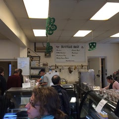 Photo taken at Market House Corned Beef by Andrew T. on 2/25/2015