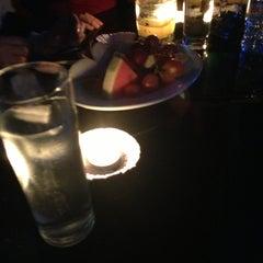 Photo taken at T Bar by BlackCat C. on 1/23/2013