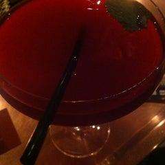 Photo taken at African Lounge by Naomi B. on 10/13/2012