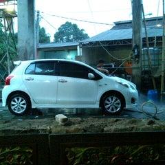 Photo taken at Bukit Cengkeh Car Wash by danny s. on 6/12/2013