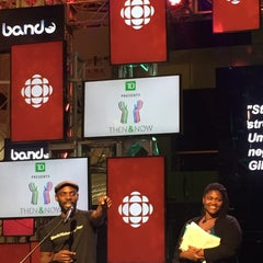 Photo taken at Canadian Broadcasting Corporation (CBC) by media a. on 2/7/2015