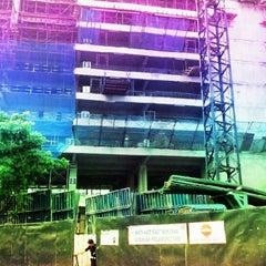 Photo taken at The Pakubuwono Development by KIKI on 10/25/2012