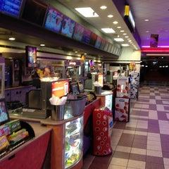 Photo taken at Regal Cinemas Atlantic Station 18 IMAX & RPX by Kent G. on 12/9/2012