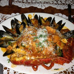 Photo taken at Filomena Ristorante by Angela W. on 1/4/2013