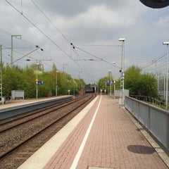 Photo taken at S Dortmund-Wischlingen by KAHusky L. on 5/2/2013