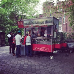Photo taken at Rouge Tomate Cart by Patrick W. on 5/21/2014