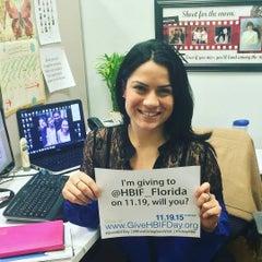 Photo taken at Hispanic Business Initiative Fund (HBIF) by Orlando e. on 11/19/2015