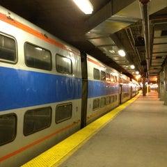 Photo taken at Millennium Station by Robert S. on 3/6/2013