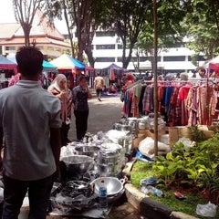 Photo taken at Kementerian Desa, Pembangunan Daerah Tertinggal dan Transmigrasi by Yulitasari S. on 12/21/2012