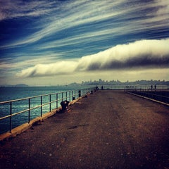 Photo taken at Fort Baker jetty by David S. on 9/16/2012