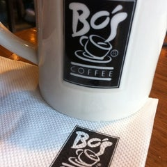 Photo taken at Bo's Coffee by Lynlyn L. on 11/4/2012