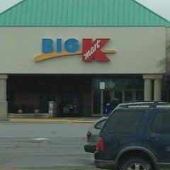 Photo taken at Kmart by David M. on 2/28/2013