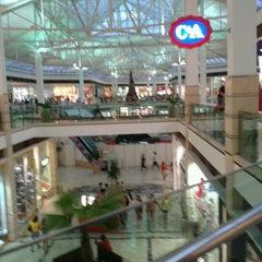 Photo taken at Shopping Campo Grande by Fábio F. on 1/3/2013