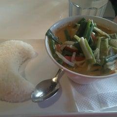 Photo taken at Chai Thai Restaurant by Breanna G. on 12/23/2012