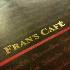 Photo taken at Fran's Café by Roberto M. on 9/19/2013