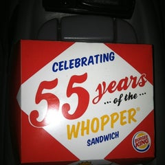 Photo taken at Burger King® by Quandale T. on 12/5/2012