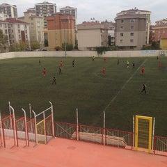 Photo taken at Kartal Bulvar Stadı by Zafer Emre B. on 11/7/2015