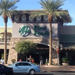 Photo taken at AJ's Fine Foods by Ryan R. on 11/22/2012