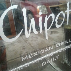 Photo taken at Chipotle Mexican Grill by Brianna B. on 2/3/2013