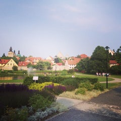 Photo taken at Almedalen by Minna V. on 7/8/2013