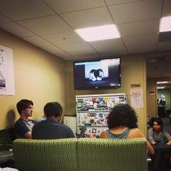 Photo taken at KANM Student Radio by Krystal L. on 9/25/2014