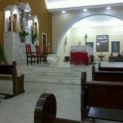 Photo taken at Igreja Matriz Nossa Senhora dos Aflitos by Priscila O. on 3/24/2013