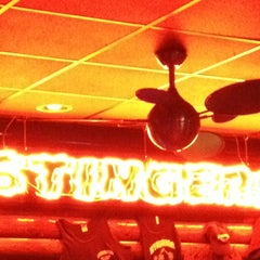 Photo taken at Stingers by Jim K. on 4/19/2013