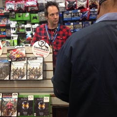 Photo taken at GameStop by Anthony-Marcell C. on 10/27/2014