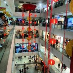 Photo taken at Suria Sabah Shopping Mall by rick on 2/13/2013