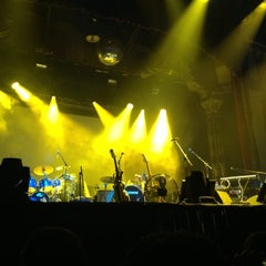 Photo taken at Aragon Ballroom by Melissa W. on 10/22/2012