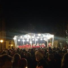 Photo taken at Nieuwe Kerksplein Haarlem by Jelmer N. on 12/24/2013
