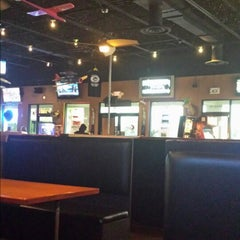 Photo taken at Champs Sports Bar by Yvette Claire F. on 3/5/2014
