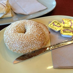 Photo taken at Panera Bread by where in the world is GH on 1/23/2013