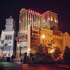 Photo taken at Caesars Atlantic City Hotel and Casino by James K. on 6/15/2013