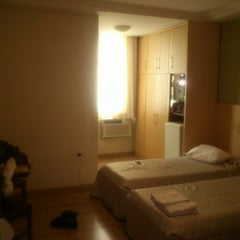 Photo taken at Hotel Argentina by Danillo S. on 11/4/2012