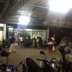 Photo taken at Police Station (Balai Polis) by Ng K. on 2/21/2014
