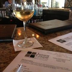 Photo taken at Corner Bistro & Wine Bar by Lauren V. on 1/17/2013