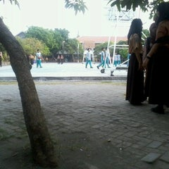 Photo taken at SMP Negeri 39 Surabaya by Satrya T. on 10/10/2012