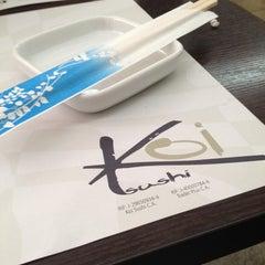 Photo taken at Koi Sushi by Yenelva N. on 11/14/2013