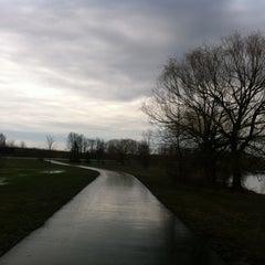 Photo taken at Lake Ontario State Parkway Multi-Use Trail by Jenna K. on 4/18/2013