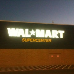 Photo taken at Walmart Supercenter by Bernard H. on 10/30/2012