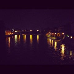 Photo taken at Ponte degli Alpini by Lucia T. on 11/4/2012