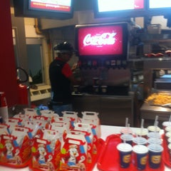 Photo taken at KFC by Lizzy T. on 5/1/2013
